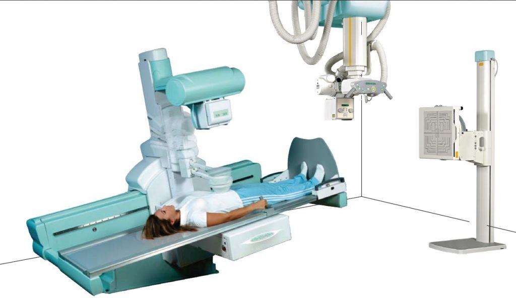 رادیوگرافی و فلوروسکوپی
