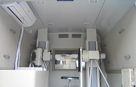 رادیوگرافی خودرویی