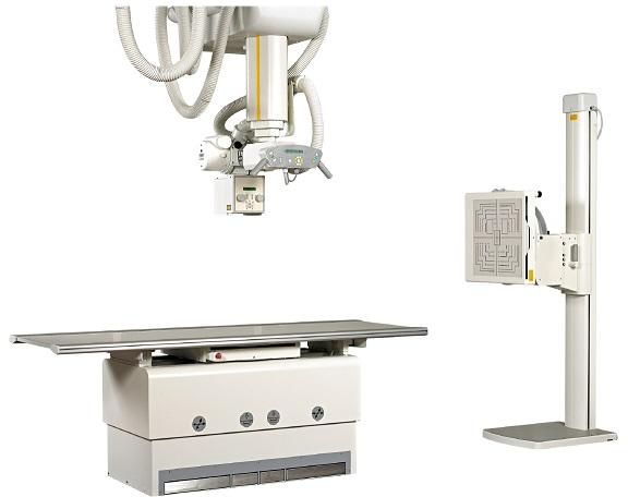 رادیولوژی دیجیتال ستون سقفی